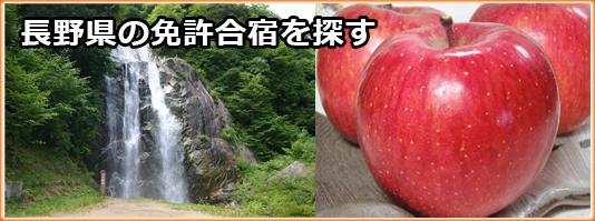 長野県の免許合宿を探す