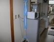 冷蔵庫・電子レンジ・ポットなど合宿生活を送るのに充分な設備です。コンビニも徒歩圏内です!