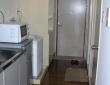 鍋・フライパン・炊飯器・さいばし・包丁など調理器具も揃っています。